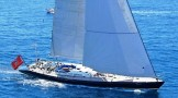 Sailing yacht&nbsp;Baiurdo VI